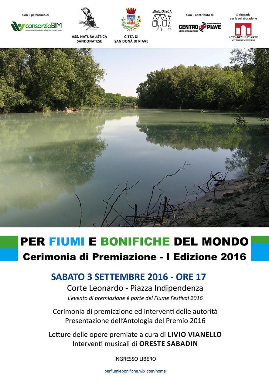 PREMIAZIONE DEL 3 SETTEMBRE, PRIMA EDIZIONE DEL PREMIO DI NARRATIVA PER RACCONTI BREVI - Michele Zanetti