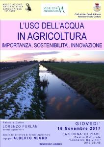 Conferenza-divulgativa-associazione-naturalistica-sandonatese-acqua-in-agricoltura-san-dona-di-piave
