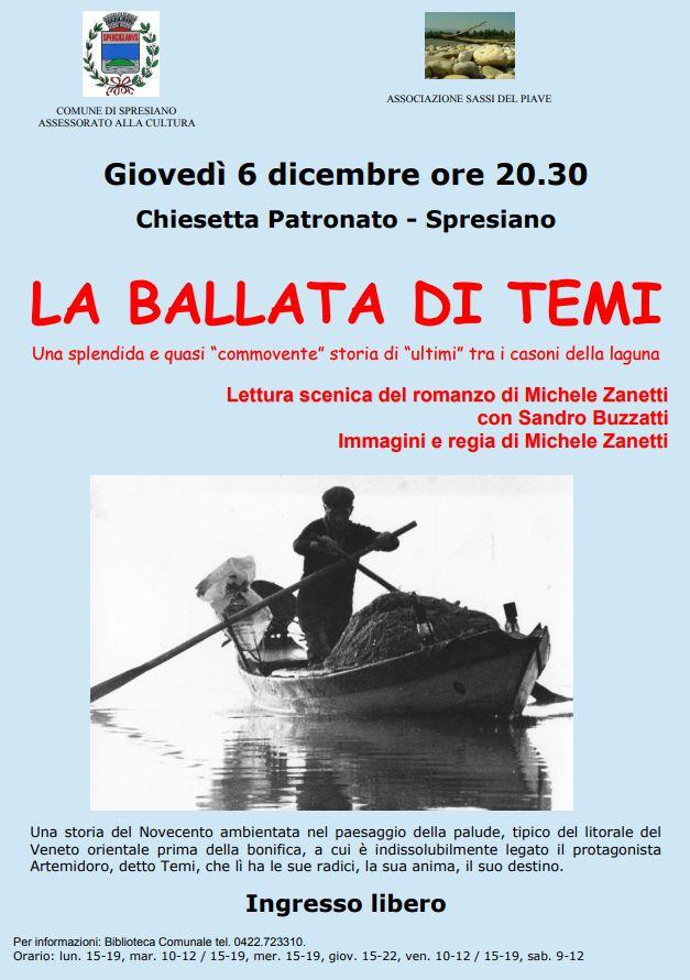 La Ballata di Temi, di Michele Zanetti
