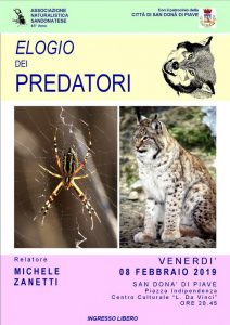 elogio ai predatori